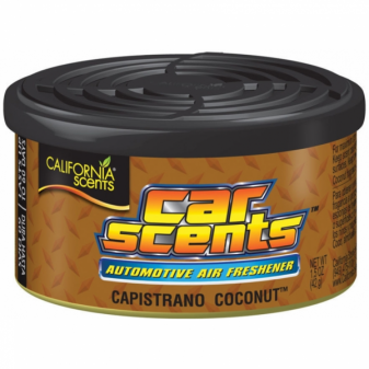 CALIFORNIA CAR SCENTS - VŮNĚ nejen do AUTA - KOKOS
