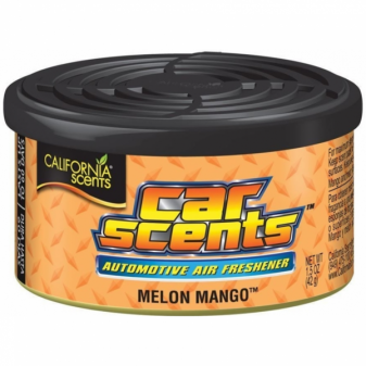 CALIFORNIA CAR SCENTS - VŮNĚ nejen do AUTA - MELOUN a MANGO