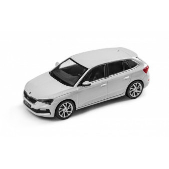 ŠKODA SCALA - 1:43 - i-SCALE - Moon White