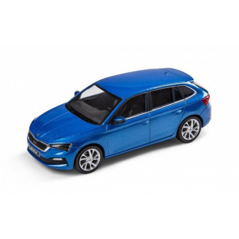 ŠKODA SCALA - 1:43 - i-SCALE - Race Blue