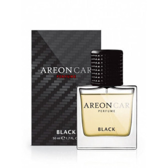 VŮNĚ nejen do auta AREON PERFUME 50 ml - BLACK