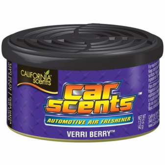 CALIFORNIA CAR SCENTS - VŮNĚ nejen do AUTA - VERRI BERRY