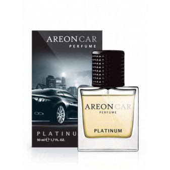 VŮNĚ nejen do auta AREON PERFUME 50 ml - PLATINUM