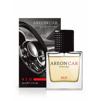 VŮNĚ nejen do auta AREON PERFUME 50 ml - RED