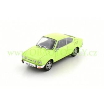 ŠKODA 110R (1980) - 1:43 - ABREX - Lime Green