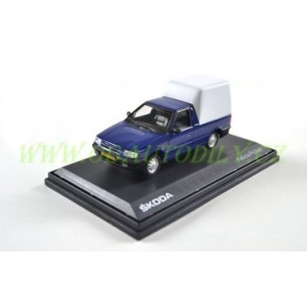 ŠKODA FELICIA PICK - UP 1996 - 1:43 - ABREX - Blue Iris