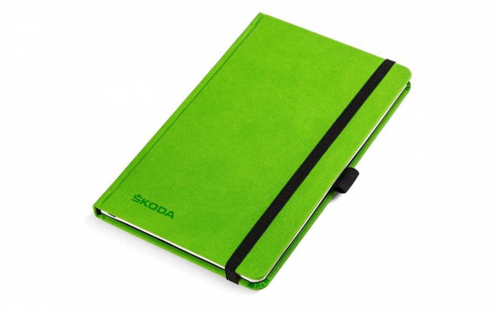 Office Accessories Genuine Skoda Notebook Scala 657087216