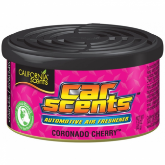 CALIFORNIA CAR SCENTS - VŮNĚ nejen do AUTA - VIŠEŇ